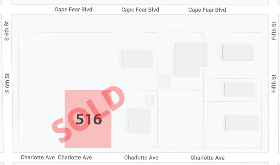 SOLD – 516 Charlotte Ave Carolina Beach, NC 28428