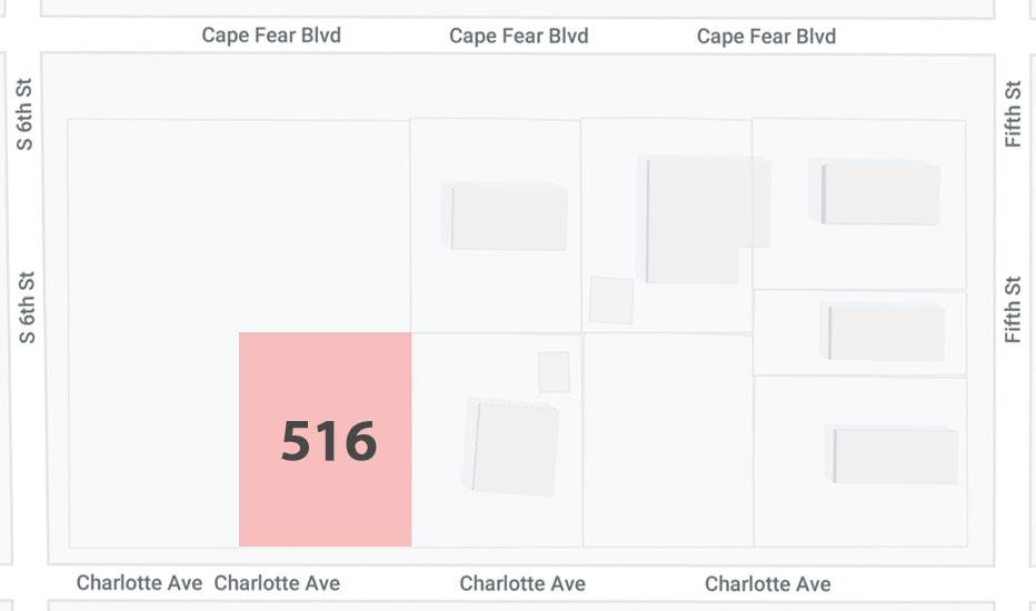 SPEC HOUSE COMING SOON – 516 Charlotte Ave Carolina Beach, NC 28428