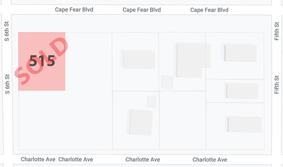 SOLD – 515 Cape Fear Blvd Carolina Beach, NC 28428